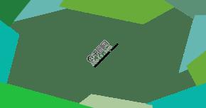 绿色横版边框