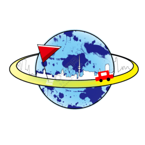環繞地球形狀