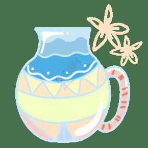 漂亮設計裝飾杯子