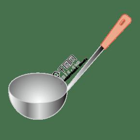 廚房廚具湯勺卡通