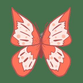 昆虫蝴蝶唯美可爱