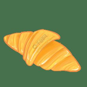 零食面包牛角包