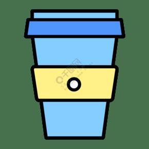 咖啡杯和菜單設計矢量素材
