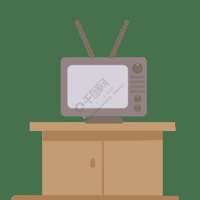 矢量电视图标