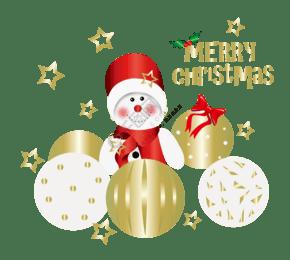 圣诞装饰图片素材