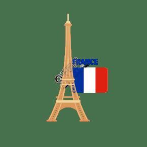 巴黎,法國矢量