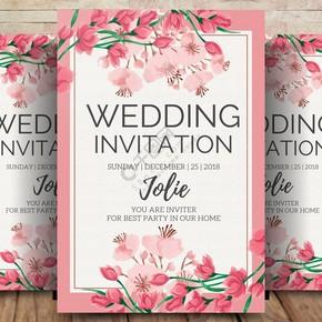 婚禮邀請和保存日期