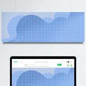 藍色的科技背景設計