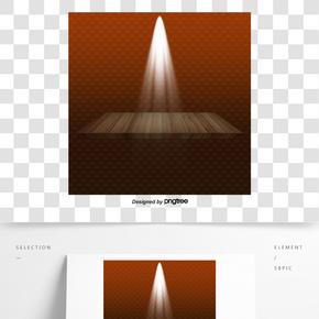 照明效果可以免費提供創意元素