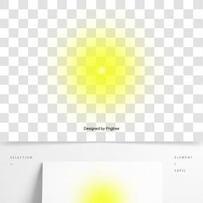 溫暖的陽光效果