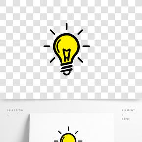 燈泡logo圖片