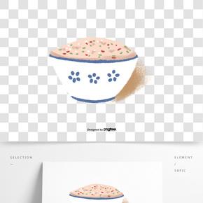 卡通一碗飯