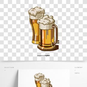 啤酒狂歡節啤酒泡沫