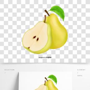 二十四節氣驚蟄水果梨