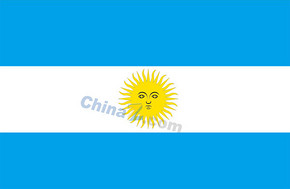 阿根廷国旗矢量素材