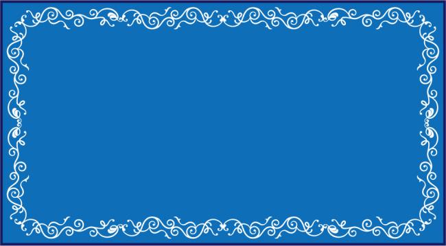 10款欧式花边边框矢量图下载图片
