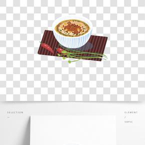 中國傳統美食之手繪美味拉面