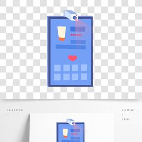 監控器和顯示器手繪設計圖
