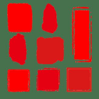中国古典印章矢量图