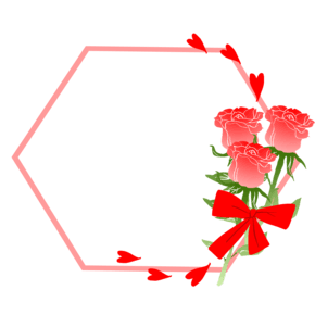 清新花朵手绘边框花边装饰