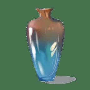 手绘瓶子罐子容器