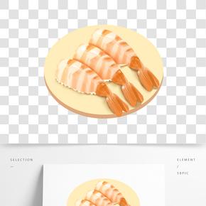 日本壽司素材元素
