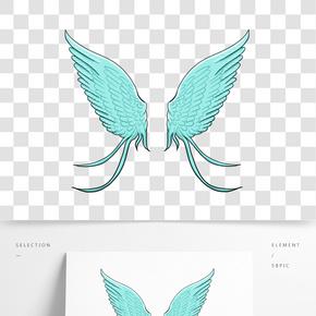 翅膀天使翅膀炫酷