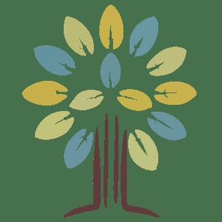 創意卡通植物插畫