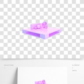 幾何立體舞臺裝飾