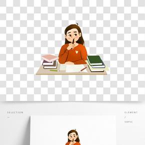 高考沖刺為了理想努力學習