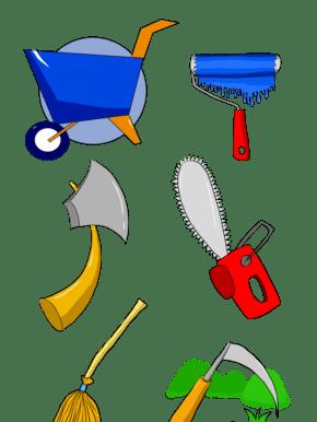 劳动节的劳动工具
