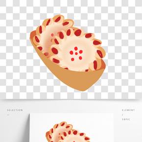 烘焙蛋糕糕點插畫