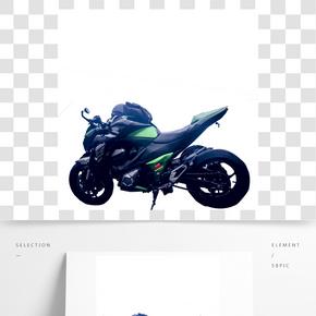 酷炫的摩托车赛车