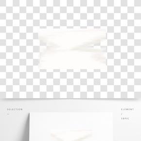算數的白色紙張插畫