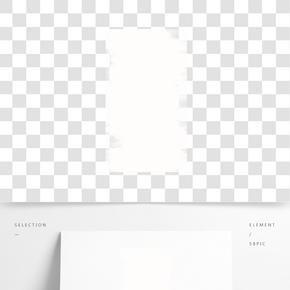 書寫的白色紙張插畫