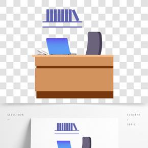 辦公環境插畫