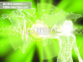 电子背景图(3)