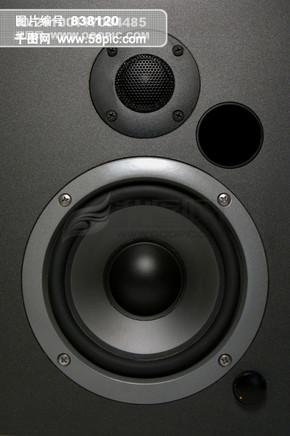 高清创意设计素材-音响