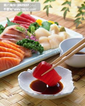 海鲜美食 美食 美味 佳肴 特色菜 菜肴 全方位平面设计素材辞典