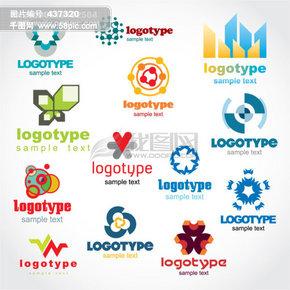 多款logo图形矢量素材