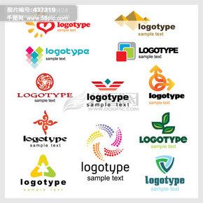 多款logo图形矢量素材2