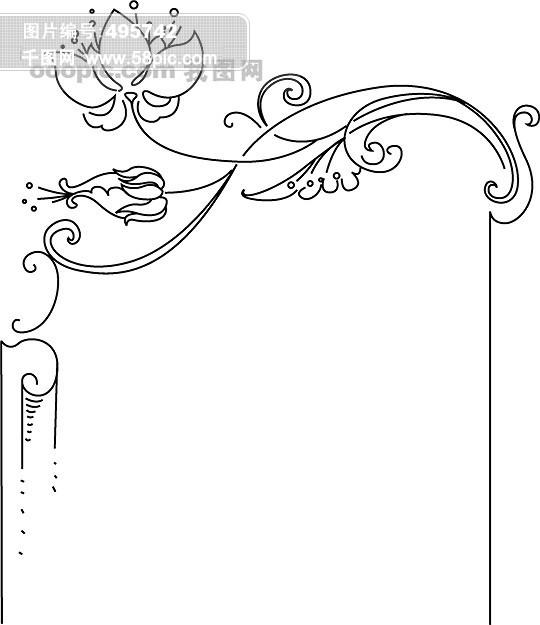简笔画 设计 矢量 矢量图 手绘 素材 线稿 540_625