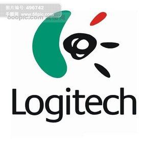 矢量Logitech 罗技标志