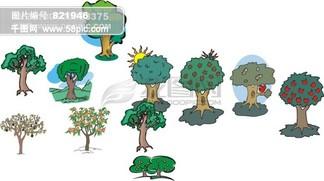 <i><i>树</i></i><i>木</i><i><i>树</i></i><i>叶</i><i>矢</i><i>量</i><i>图</i>