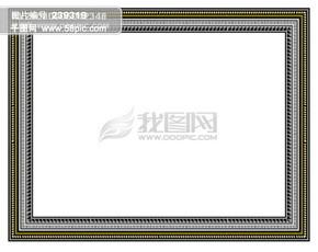 中国古典元素 边框 底纹 图案 图纹 样式 模块 相框 花纹 框架 拿来大师之古建瑰宝 火云携神 小品王全集 PSD源文件 素材