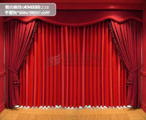 舞台背景图图片_开幕舞台背景图片