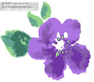 <i>水</i><i>彩</i><i>效</i><i>果</i><i>花</i><i>卉</i>psd分层素材
