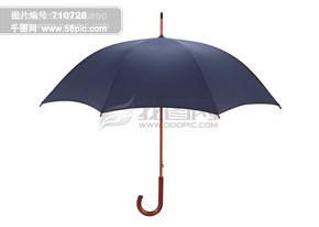 生活用品-黑色雨伞(抠图格式)