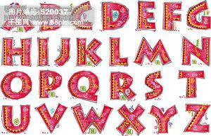 图片免费下载 ps英文艺术字体下载素材 ps英文艺术字体下载模板 千图网